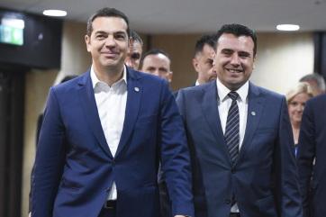 Macedón kormányfő: Van elfogadható megoldás a macedón-görög névvita rendezésére - A cikkhez tartozó kép