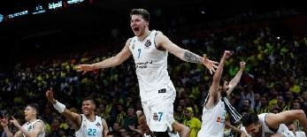 KOSÁRLABDA: A Real Madrid nyerte az Euroligát - illusztráció
