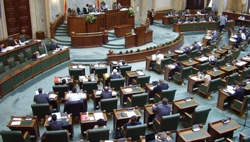 A román szenátus is megvitatta a székelyföldi autonómiatervezetet - illusztráció