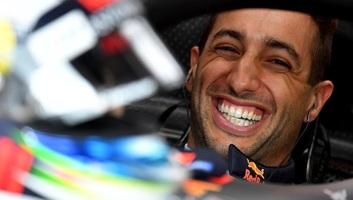 F1: Ricciardo a leggyorsabb Monacóban - illusztráció