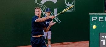 TENISZ : Fucsovics döntős Genfben - illusztráció