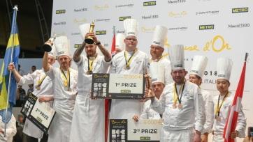 Bocuse d'Or: Norvégia nyerte az európai döntőt - A cikkhez tartozó kép
