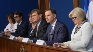 Tanácsadói együttműködésről egyezett meg az IMF és Szerbia - A cikkhez tartozó kép