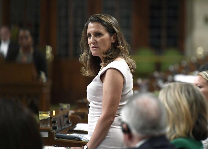 tárgyaló kanadai nők