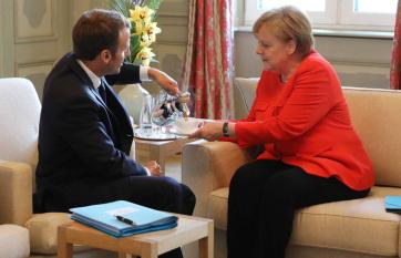 Napi fotó: Önálló euróövezeti költségvetés...