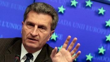 Günther Oettinger szerint lekerülhet a napirendről a kötelező kvóta - illusztráció