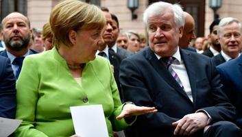 Horst Seehofer kilátásba helyezte a német kormánykoalíció felbontását - illusztráció