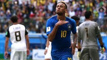 Vb 2018: Brazília legyőzte Costa Ricát - illusztráció