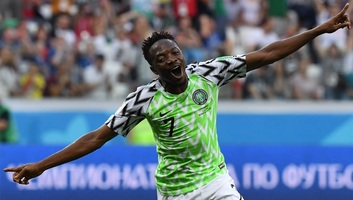 Vb 2018: Nigériai győzelem Izland felett - illusztráció