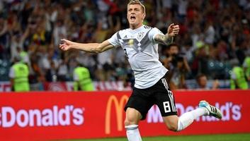 Vb 2018: Drámai mérkőzésen nyert Németország - illusztráció