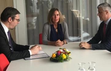 Napi fotó: Federica Mogherini, az EU kül- és...