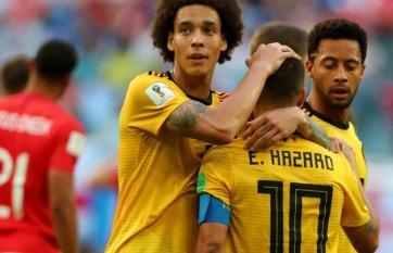 Napi fotó: Belgium szerezte meg a harmadik helyet...