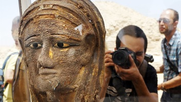 Közelebb a múmiák titkához: Csodálatos leletek kerültek elő Egyiptomban - illusztráció