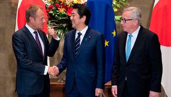 Aláírták az EU-Japán szabadkereskedelmi megállapodást - illusztráció