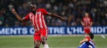 LABDARÚGÁS: Usain Bolt az ausztrál labdarúgó-bajnokságban folytathatja - illusztráció