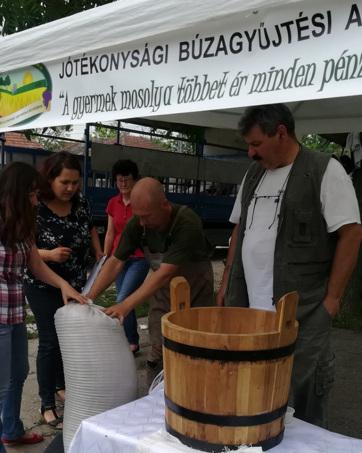 Egyre népszerűbb a vajdasági termelők körében a Magyarok Kenyere program - A cikkhez tartozó kép