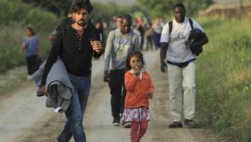 Vöröskereszt: A horvát határőrök verik a migránsokat - illusztráció