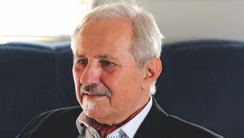 Elhunyt Papp Tibor író, költő, tipográfus - illusztráció
