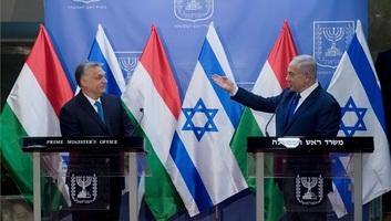 Orbán Izraelben: Azonosan látják a 21. század több kérdését az izraeli miniszterelnökkel - illusztráció