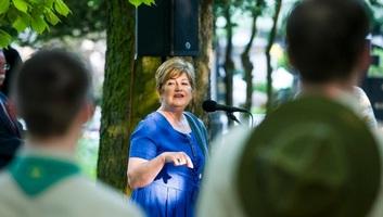 Szili Katalin: Minden nemzeti ügyben szövetkezni kell a biztonságért - illusztráció
