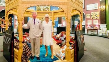 Eddig nem látott családi képek is szerepelnek a Buckingham-palota kiállításán - illusztráció
