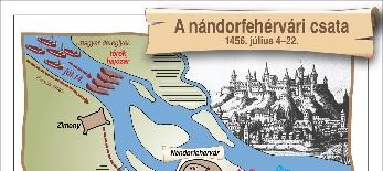 A nándorfehérvári diadal emléknapja - illusztráció