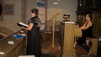Ave Maria-dalok hangversenye Nagybecskereken - illusztráció