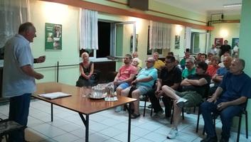 """Zentán már augusztusban megkezdődött a """"fűtési idény"""" - illusztráció"""