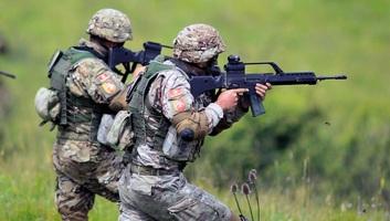 Montenegró kirendelte a katonaságot az albán határra a hatásértések feltartóztatására - illusztráció