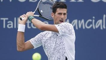 Tenisz: Fucsovics és Đoković is továbbjutott - illusztráció