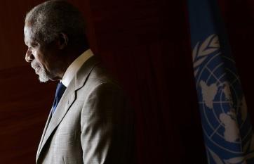 Napi fotó: Elhunyt Kofi Annan ghánai diplomata,...