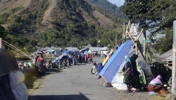 Újabb erős földrengés rázta meg Lombok szigetét - illusztráció