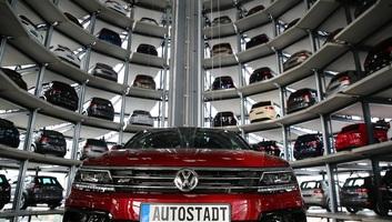 A Volkswagen visszahív 700 ezer autót - illusztráció