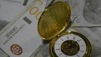Több mint 30 milliárd dináros többlet a szerbiai költségvetésben - illusztráció