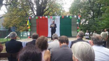 Augusztus 20.: Az államalapításra emlékezett Kárpátalja magyarsága - illusztráció