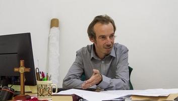Marosvásárhelyi iskolaügy: Tamási Zsoltot nevezték ki a katolikus gimnázium igazgatójává - illusztráció