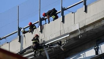 Genova: Megkezdte munkáját a hídomlás okait vizsgáló minisztériumi bizottság - illusztráció