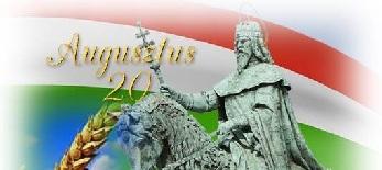 Augusztus 20.: Államalapító Szent István király ünnepe - illusztráció