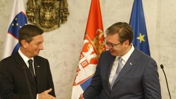 Vučićnak van a legalacsonyabb, Pahornak van a legmagasabb fizetése a volt jugoszláv tagköztársaságokban - illusztráció