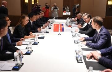 Napi fotó: A szerb államfő kínai látogatása...