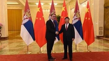 Vučić: Hszi Csin-ping ismét Szerbiába látogat, két megállapodás született - illusztráció