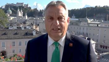 Orbán: Magyarország határait a magyaroknak kell megvédeni - illusztráció