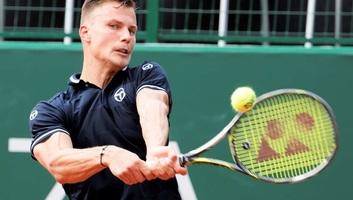 Tenisz: Fucsovics két szettben legyőzte a 6. kiemeltet Metzben - illusztráció