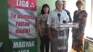 A Magyar Liga is indul a nemzeti tanácsi választáson - illusztráció