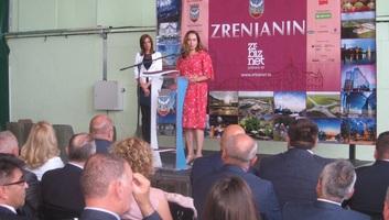Megnyílt a ZrBizNet, a nagybecskereki vállalkozói kiállítás - illusztráció