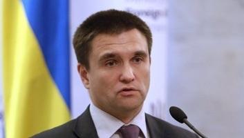 Az ukrán külügyminiszter nem zárja ki a beregszászi magyar konzul kiutasítását - illusztráció