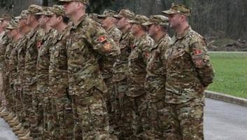 Önkéntes katonai szolgálatot vezet be Montenegró 2019-től - illusztráció