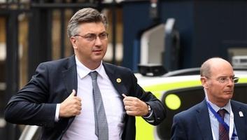 Plenković: Köszönjük, de egyedül is képesek vagyunk felügyelni a határainkat - illusztráció