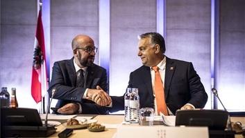Orbán: Semmi szükség arra, hogy a Frontex védje helyettünk a határt - illusztráció