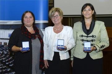 Átadták az Európai Polgár díjakat Budapesten a magyar kitüntetetteknek - A cikkhez tartozó kép